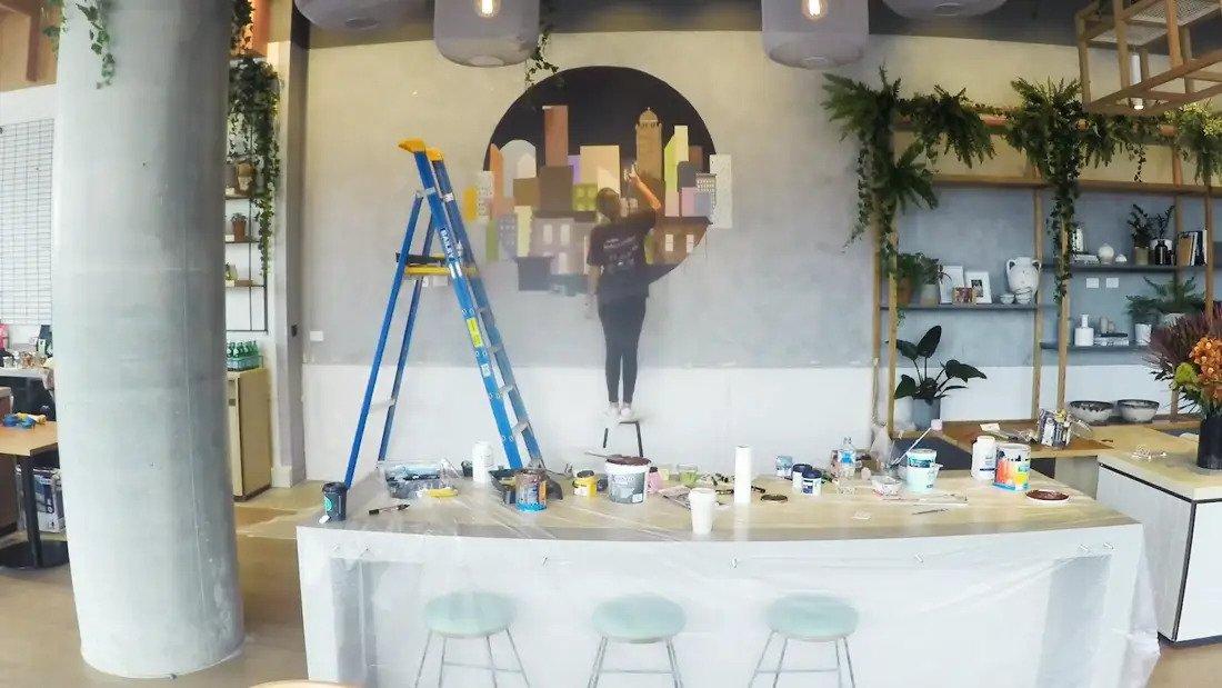 Mural Art Project